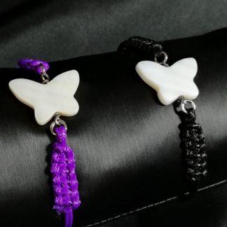 bracciale farfalla